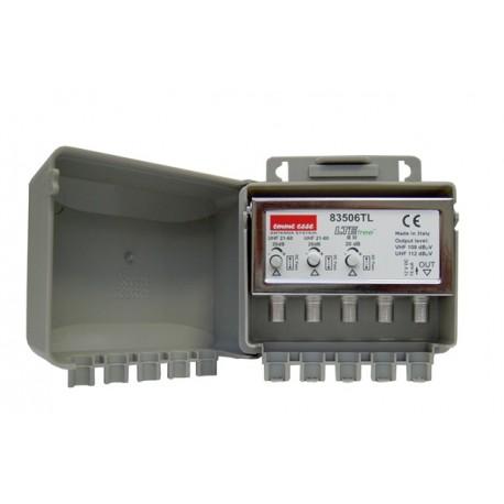 Amplificatore BIII UHF regolabile